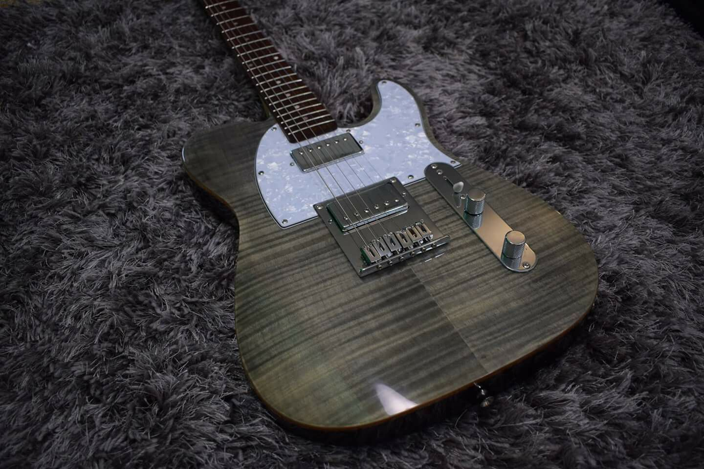 Harley Benton Telecaster prototype New for 2018  Two Roswell
