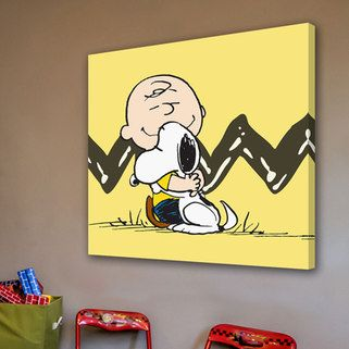 Marmont Hill Peanuts Charlie Brown Snoopy Canvas Wall Art Peanuts Charlie Brown Snoopy Charlie Brown Peanuts Snoopy