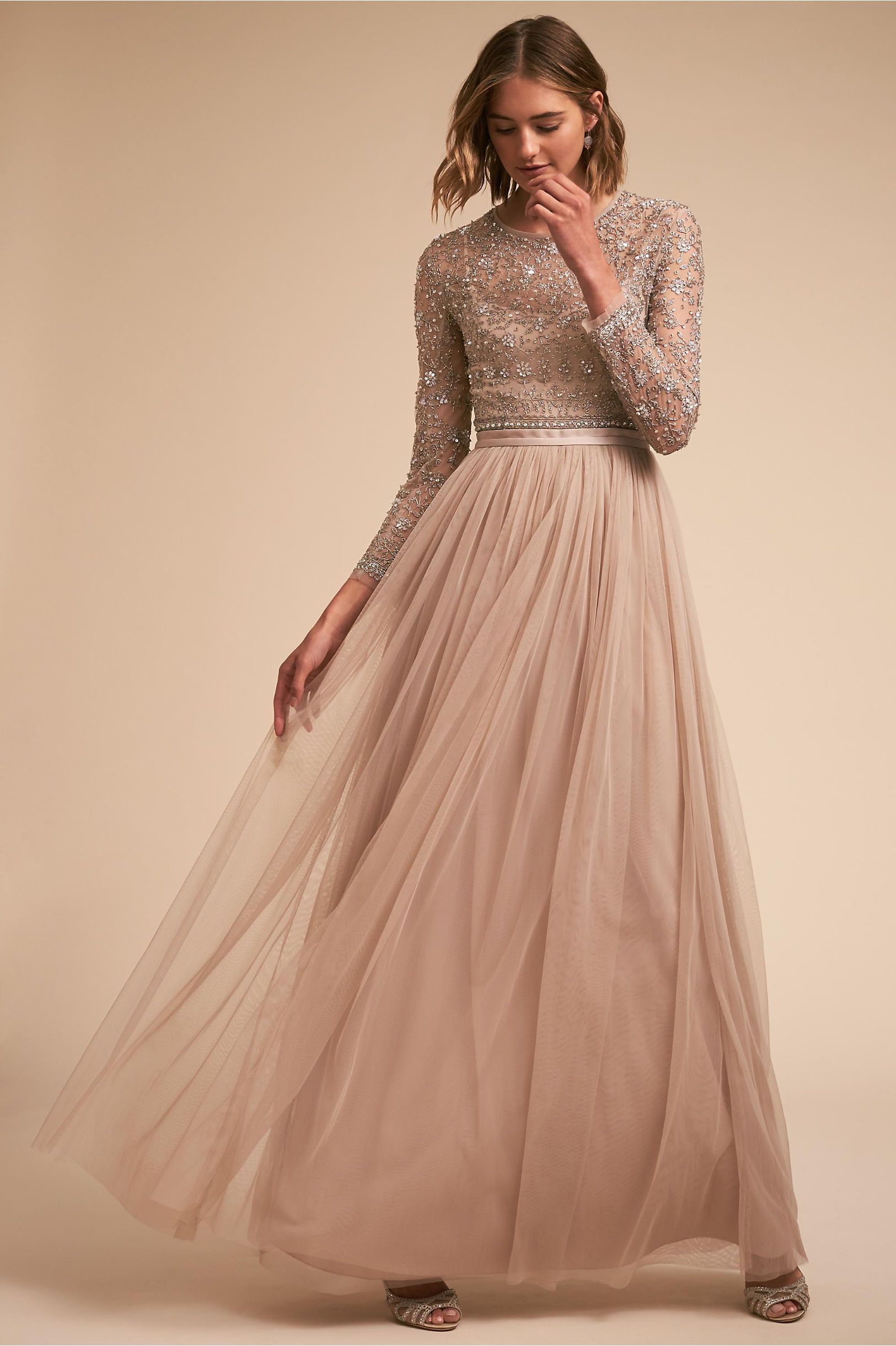 0a0bcfe1eb7b Miramar Dress | Beautiful ideas for someday... | Tulle skirt dress ...