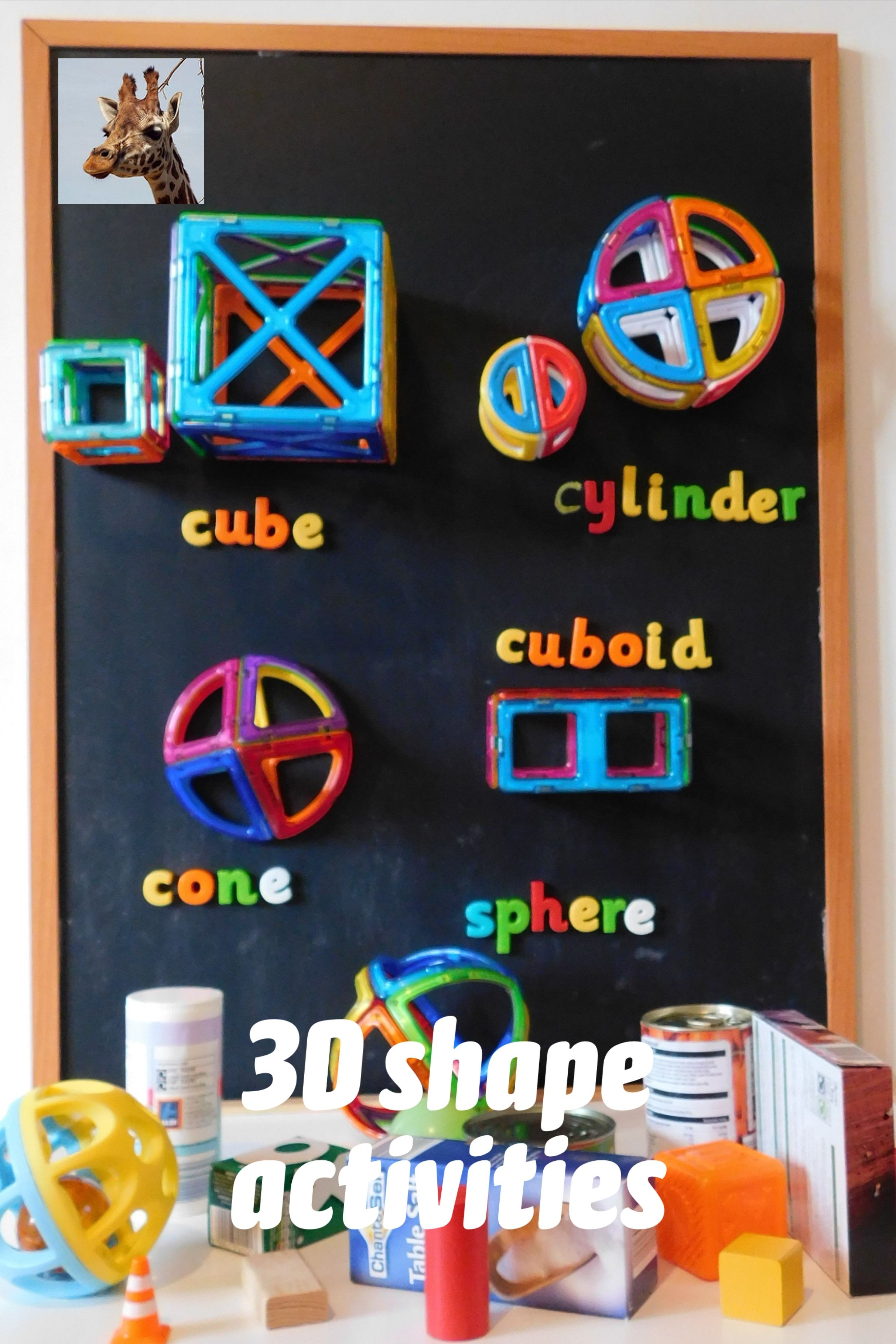 Learning About 3d Shapes In