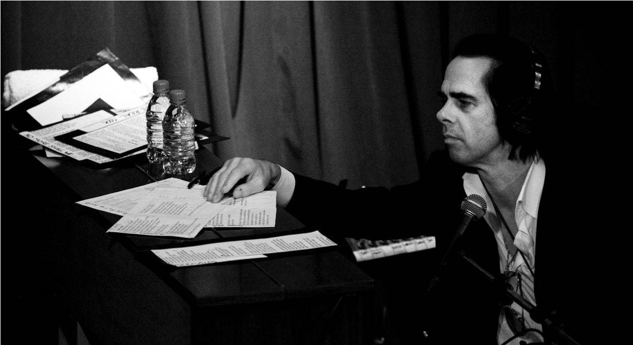 Pin De Luz Garcia En Nick Cave Nick Cave Concierto Musica Indie