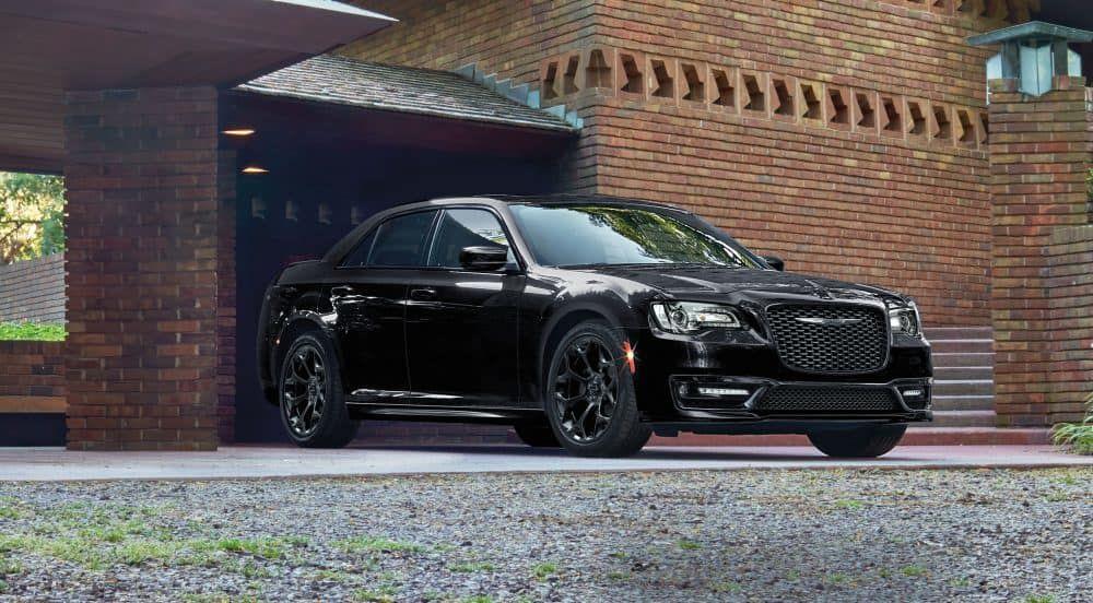 Black 2018 Chrysler 300s Chrysler 300 Dodge Chrysler Chrysler Cars
