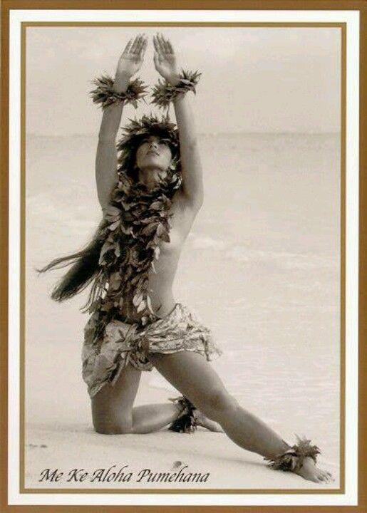 Me Ke Aloha Pumehana ...
