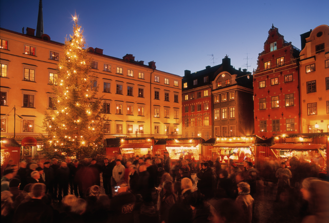 Things to Do in Stockholm, Sweden - Local Places to Eat and Drink - Thrillist Travel!!! Christmas in Sweden!!!
