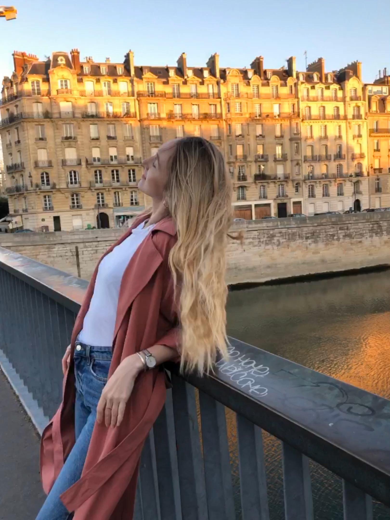 #sunrise #paris #parisian #parisienne #parisfrance