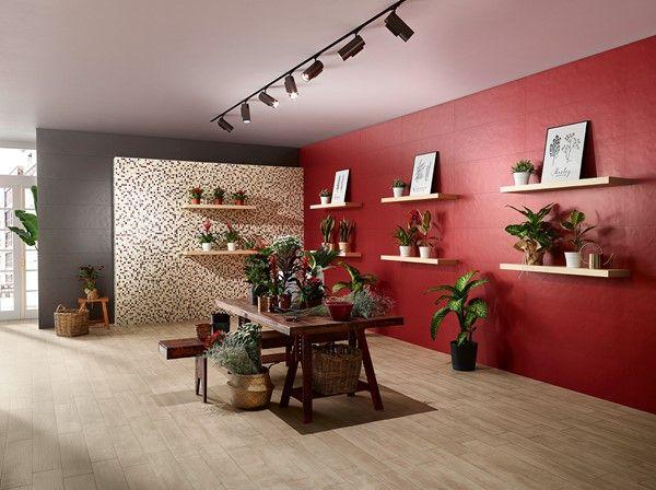 Lorsque notre engagement envers la couleur se combine aux surfaces velout�es, la collection Splash na�t.
