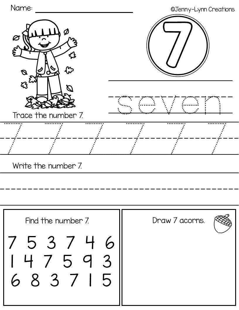 Numbers 1-20 | Number worksheets kindergarten, Numbers ...