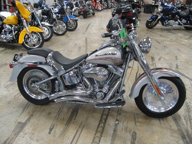 Harley Davidson Flstfse Screamin Eagle Fat Boy