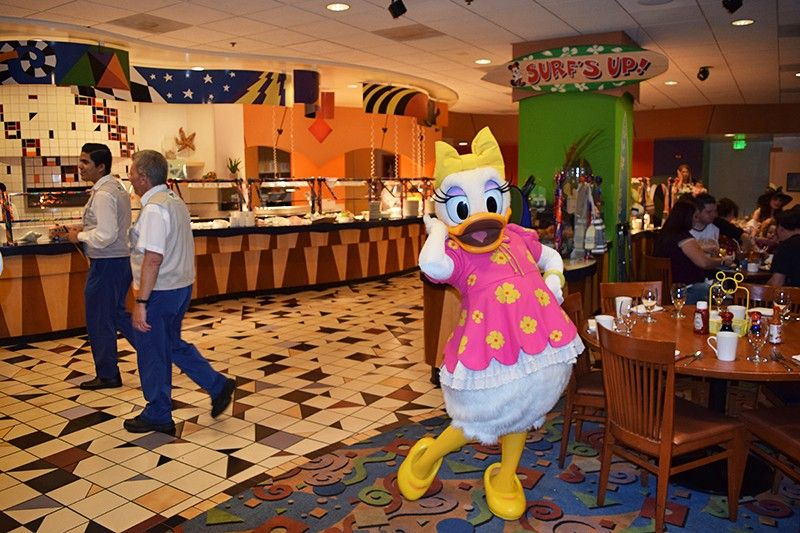 Ranking the Disneyland Character Dining Including the