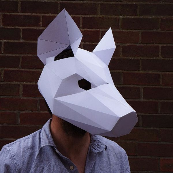 Hare Mask | Pinterest | Máscaras