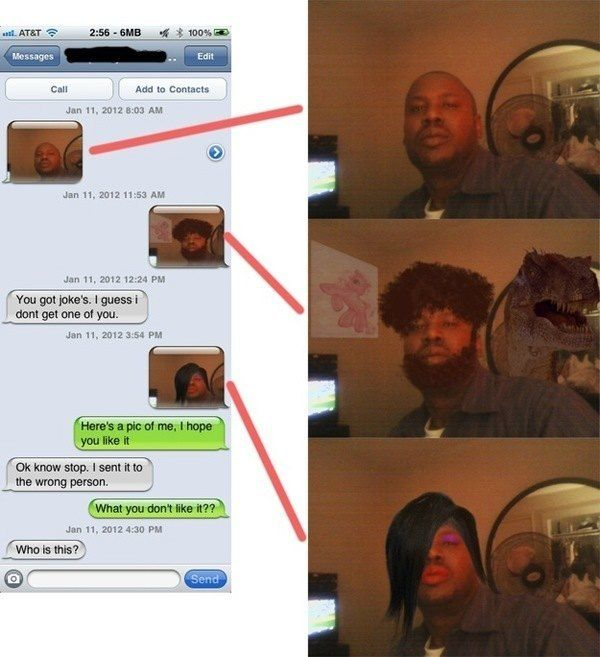 The Best Wrong Number Text Respond In The History Of Wrong
