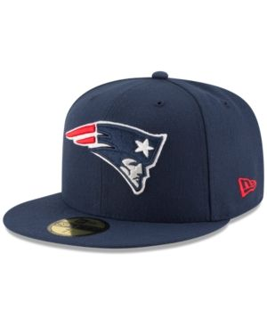 New Era Herren 59fifty New England Patriots Kappe