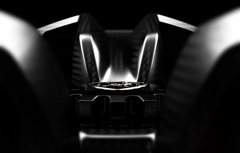 2010 Lamborghini Sesto Elemento Concept #lamborghinisestoelemento