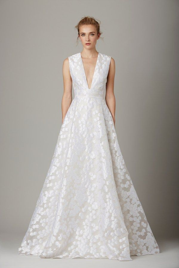 Lela Rose Y And Revealing Wedding At New York Bridal Week