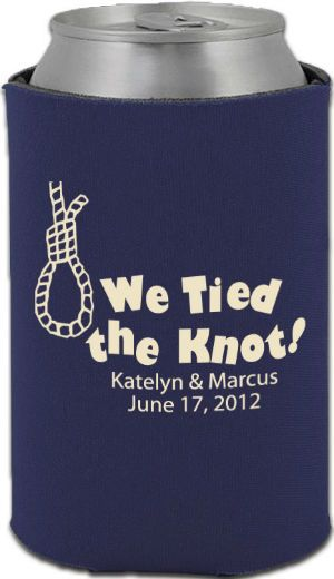 Totally Wedding Koozies - funny wedding quote!--cute idea!! | for ...
