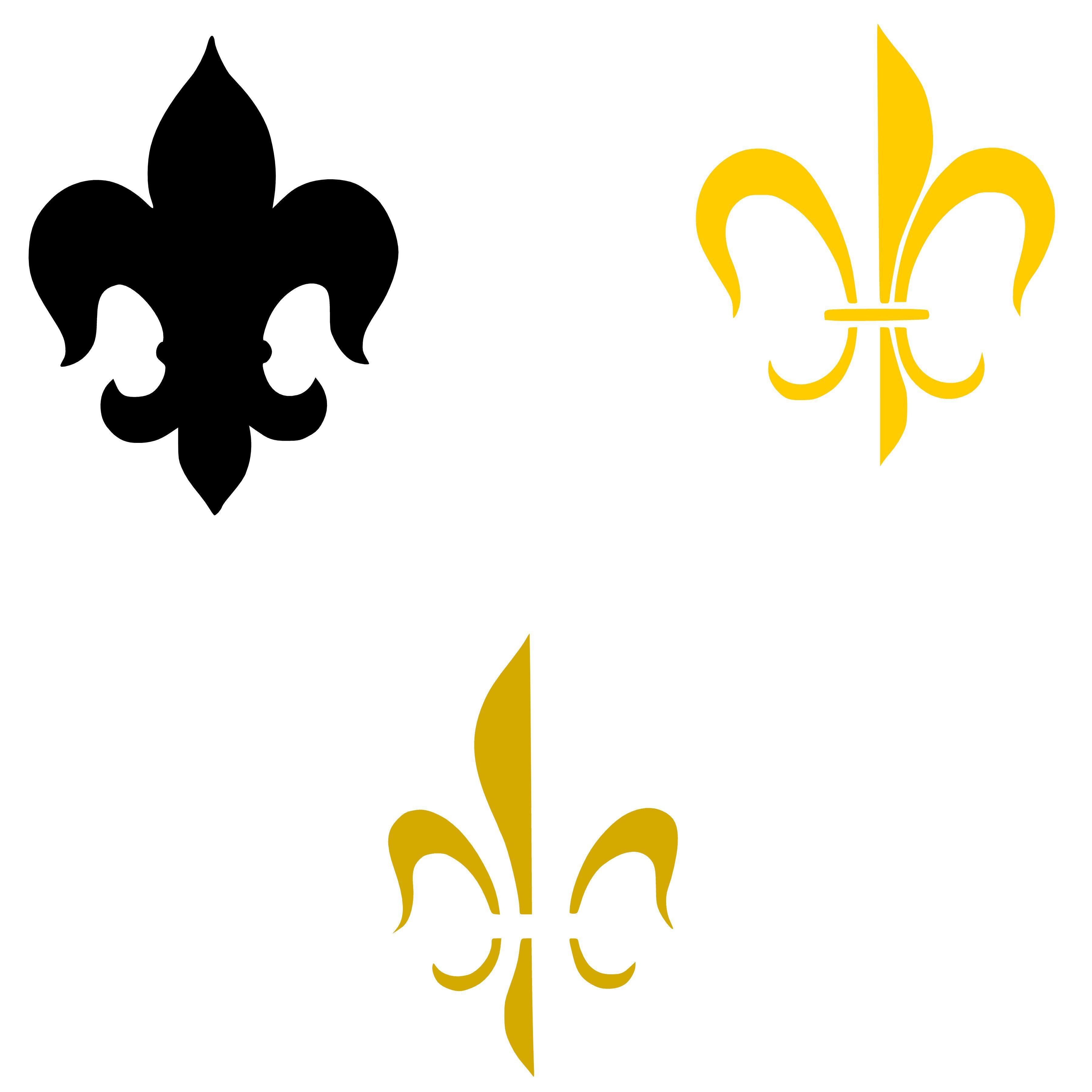 boy scout symbol svg layer [ 3600 x 3600 Pixel ]