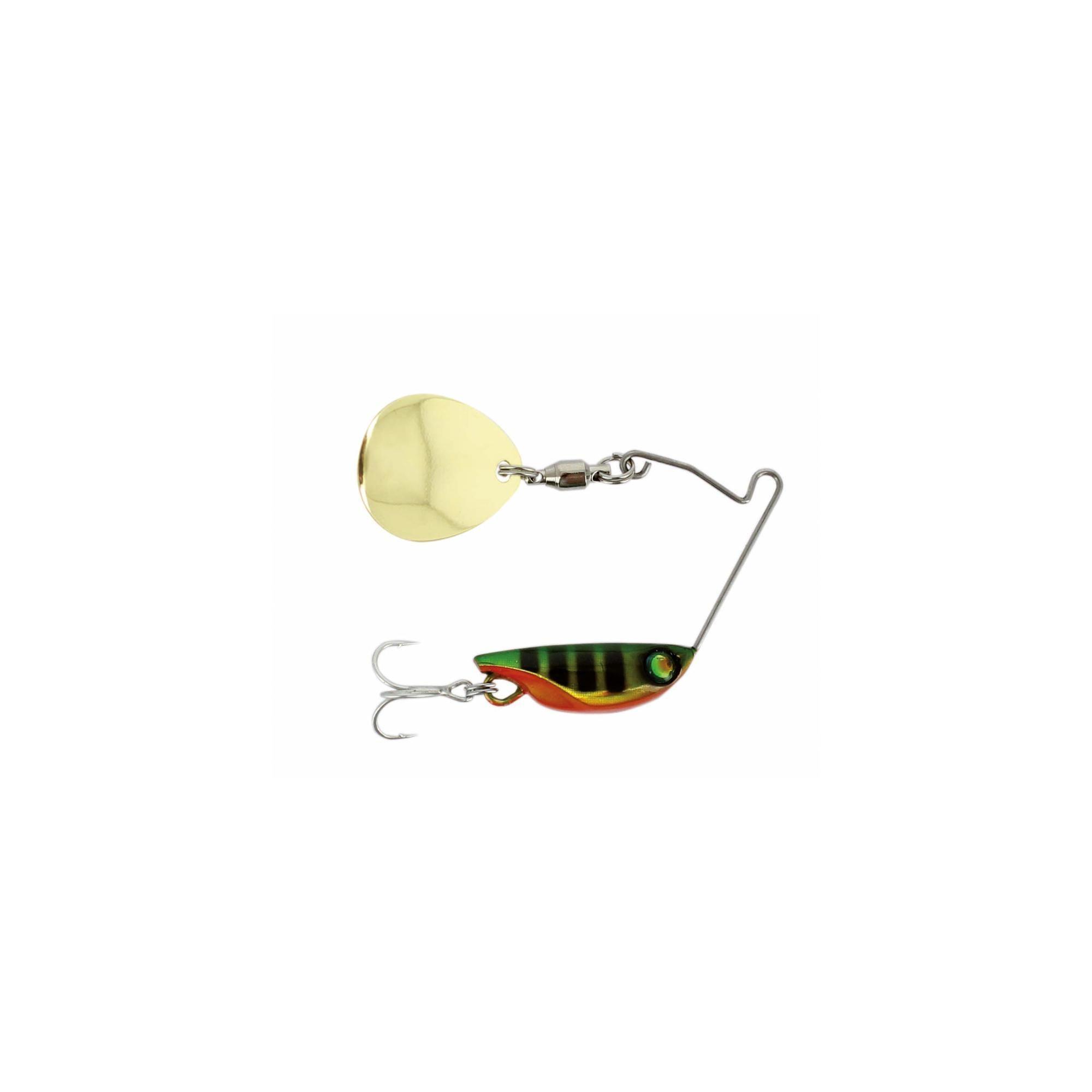 Autain - Hengelsport - Lepel, Spinner - Microspinner Nano'x 6 g voor kunstaasvissen op baars. Ontworpen voor halfgevorderde kunstaasvissers op baars.