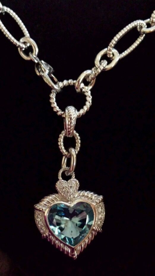 loan silver state image ring heart ripka necklace products jewelry street collections and judith pendant agate febc