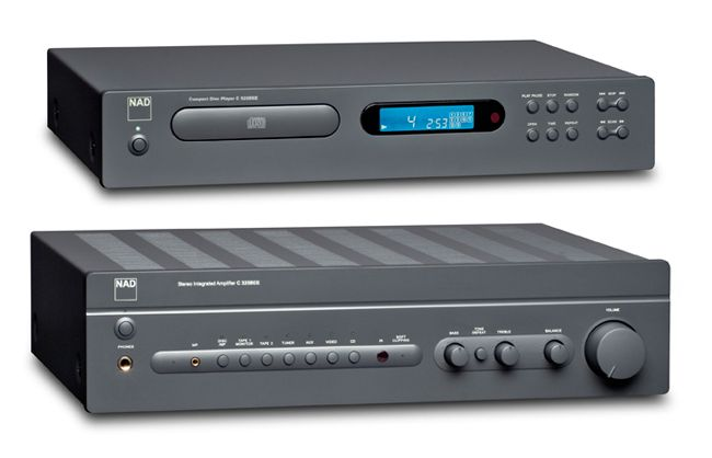 NAD 310 Integrated Amplifier – Innovative Audio