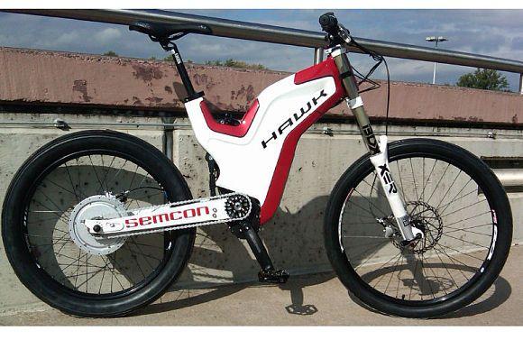 Hawk E Freerider 70 Km H Schnelles E Bike Fahrraddesign
