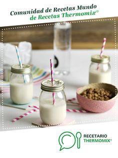 receta horchata thermomix sin azucar
