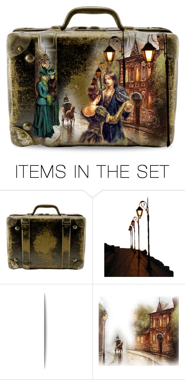 """""""Dancing in the Street"""" by thresholdpaperart ❤ liked on Polyvore featuring art"""