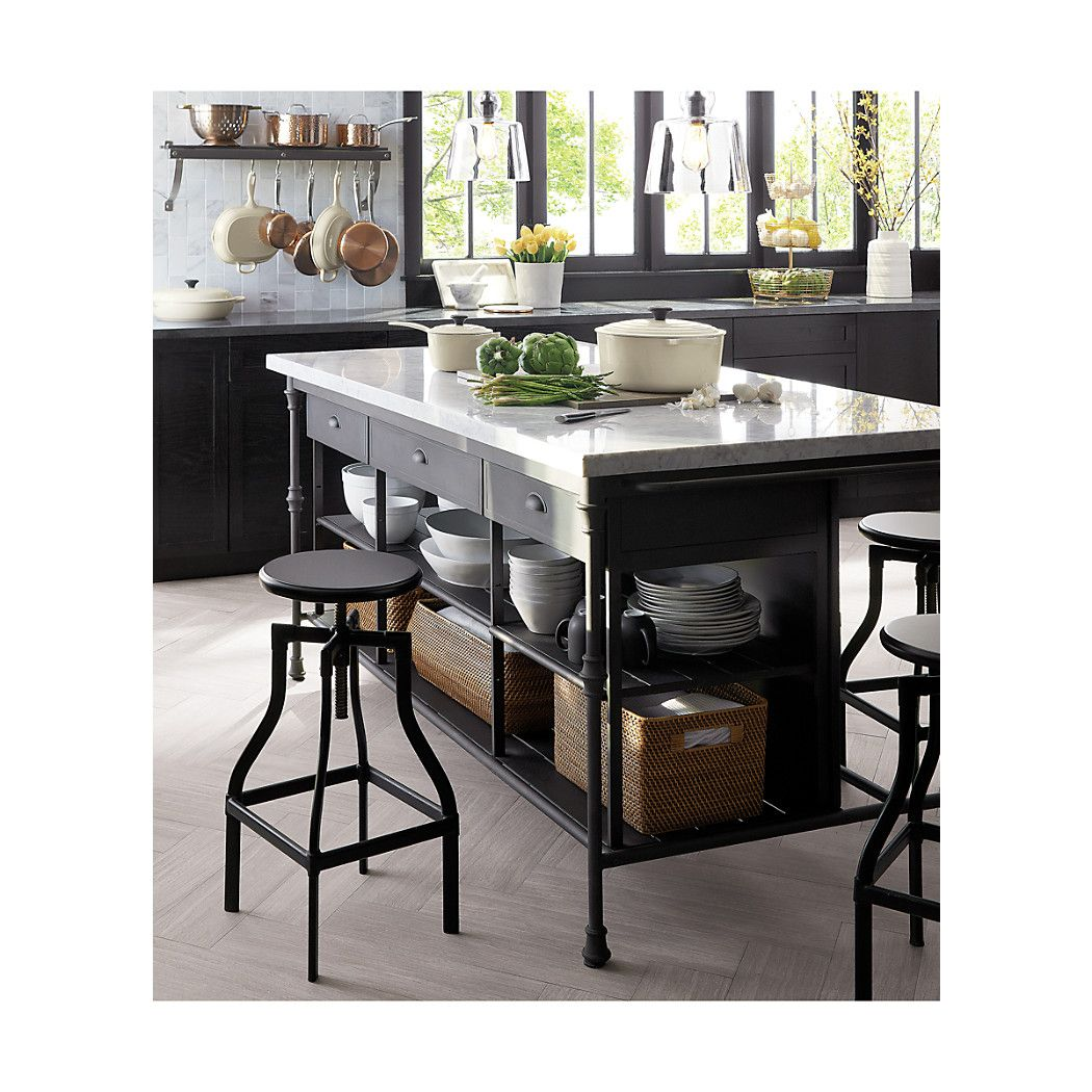 shop french kitchen 72   large kitchen island  prized for its natural grey white shop french kitchen 72   large kitchen island  prized for its      rh   pinterest com