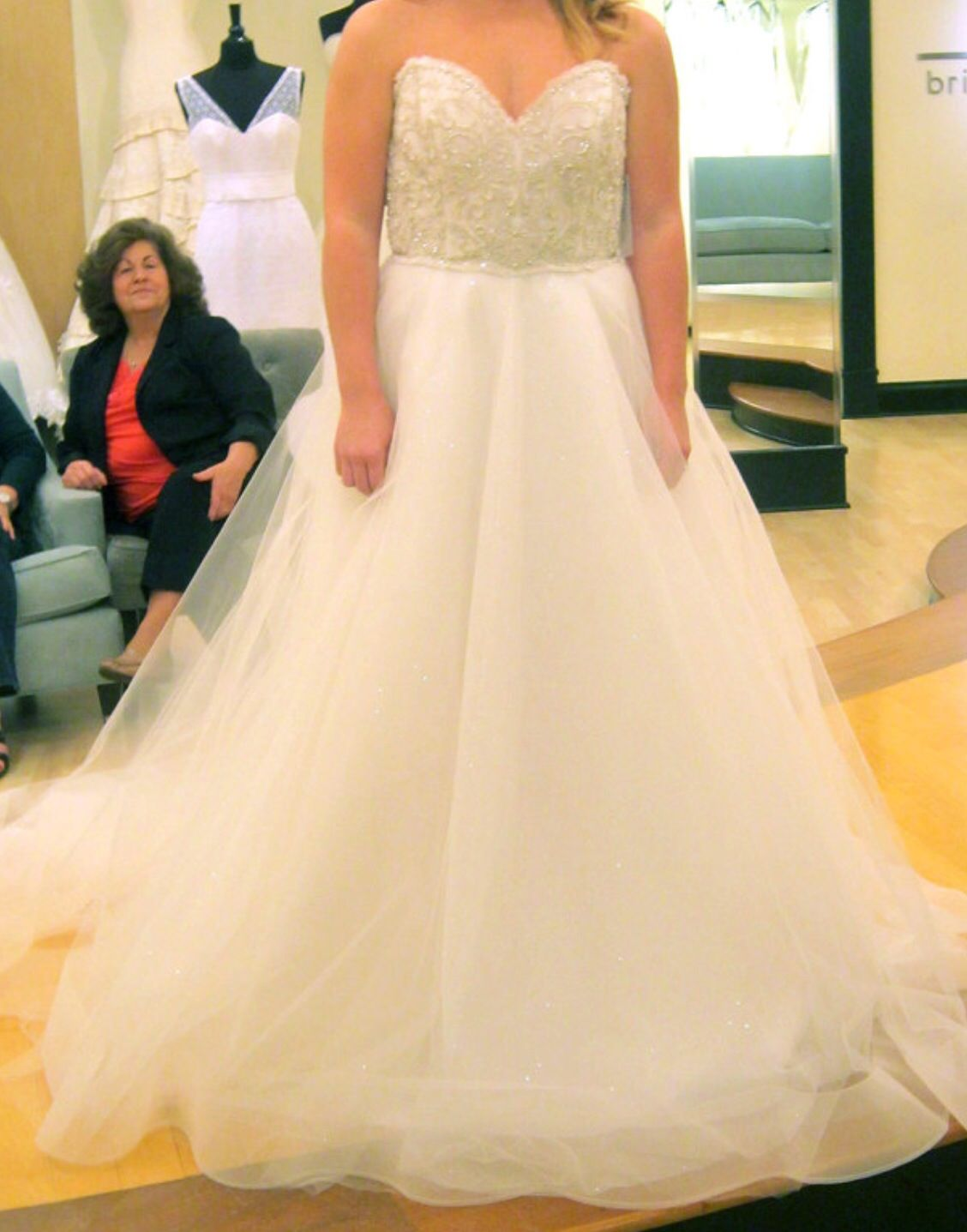 Bling, princess dress.   Wedding Dresses   Pinterest   Wedding dress ...