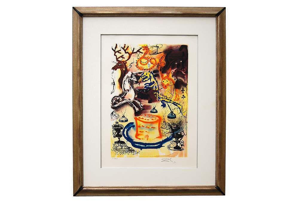Masters Of Modern Art Dali