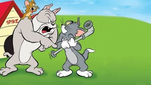 Pin On Tom And Jerry