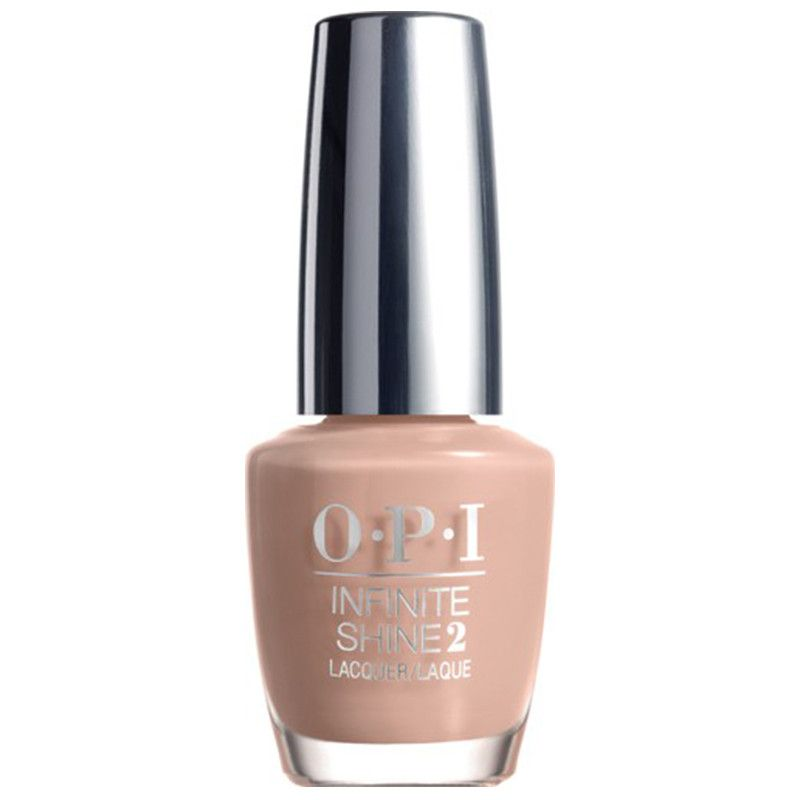 OPI Infinite Shine 0.5 oz ISL22 Tanacious Spirit. INFINITE SHINE - Gel Effects Lacquer System. You are in know   PRIME. LACQUER. GLOSS. 3 Easy Steps   NO LED OR UV LIGHT   SHINE LASTS UP TO 10 DAYS   REMOVES LIKE OPI LACQUER   30 OPI SHADES PLUS MANY MORE TO COME IN 2015