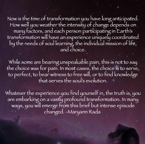 ..human transformation