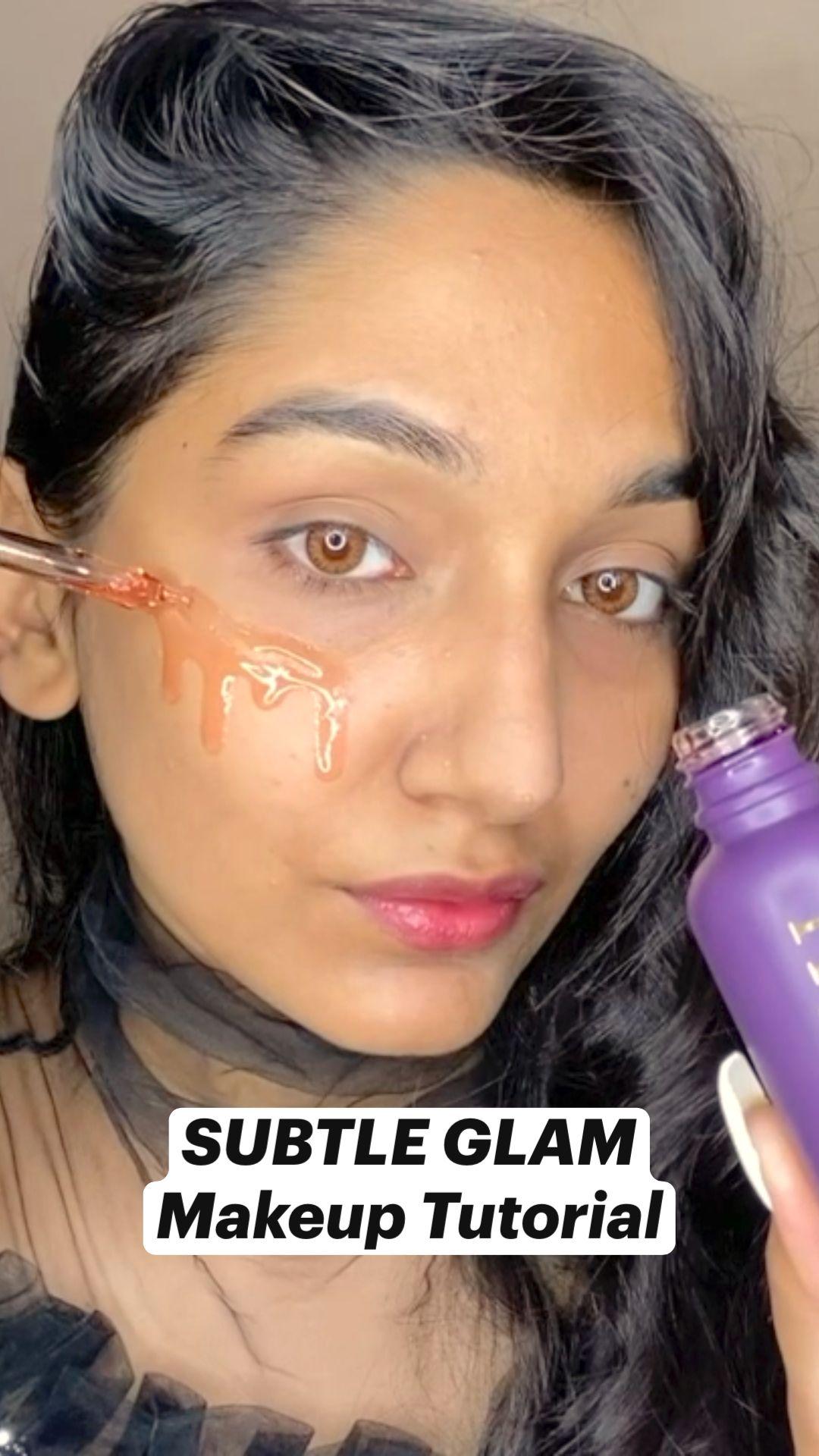 SUBTLE GLAM Makeup Tutorial