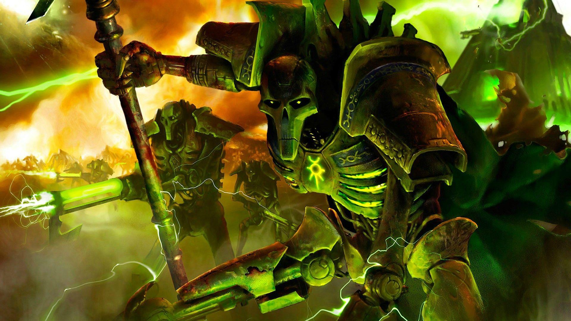 Imgur Necron Warhammer Warhammer Fantasy