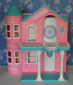 1995 Barbie Dream House With Working Elevator I Saved My Allowance