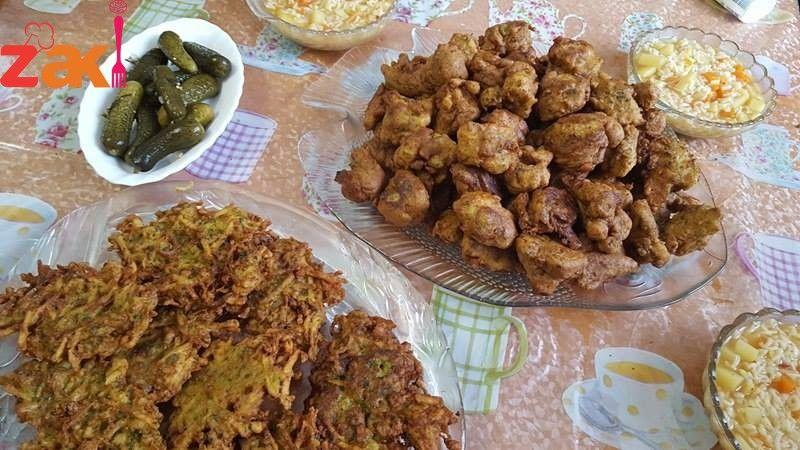 مشاط الزهرة أو عجة الزهرة بطريقة رائعة وشهية زاكي Food Arabic Food Chicken
