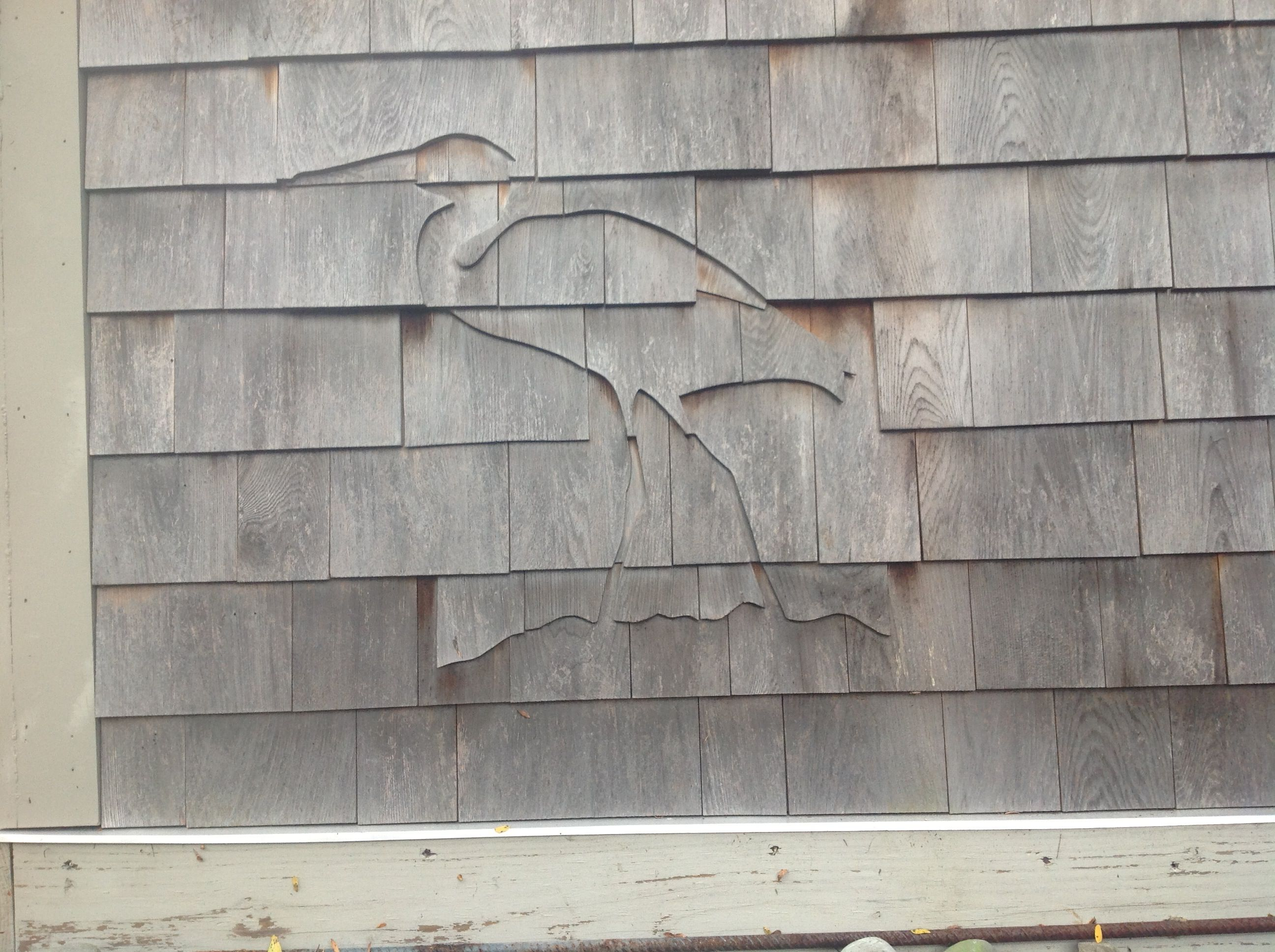 Shingle Silhouettes Shingling Exterior Design Cladding