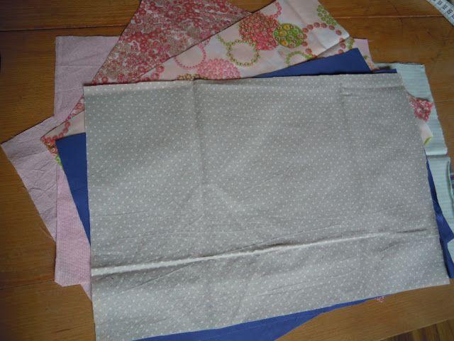 Des nœuds dans mon fil Porte-serviette (tuto) Costura ideas