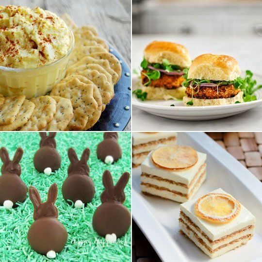 Deviled Egg Spread, Orange Mousse Cake & Sweet Potato Burgers — Delicious Links