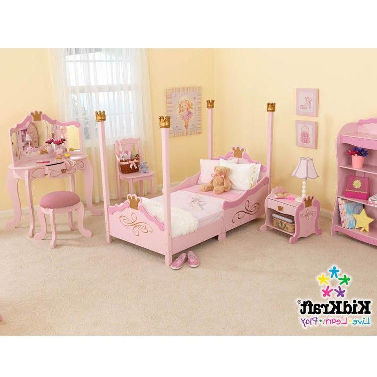 Nice Kidkraft Princess Toddler Bed   Google Search