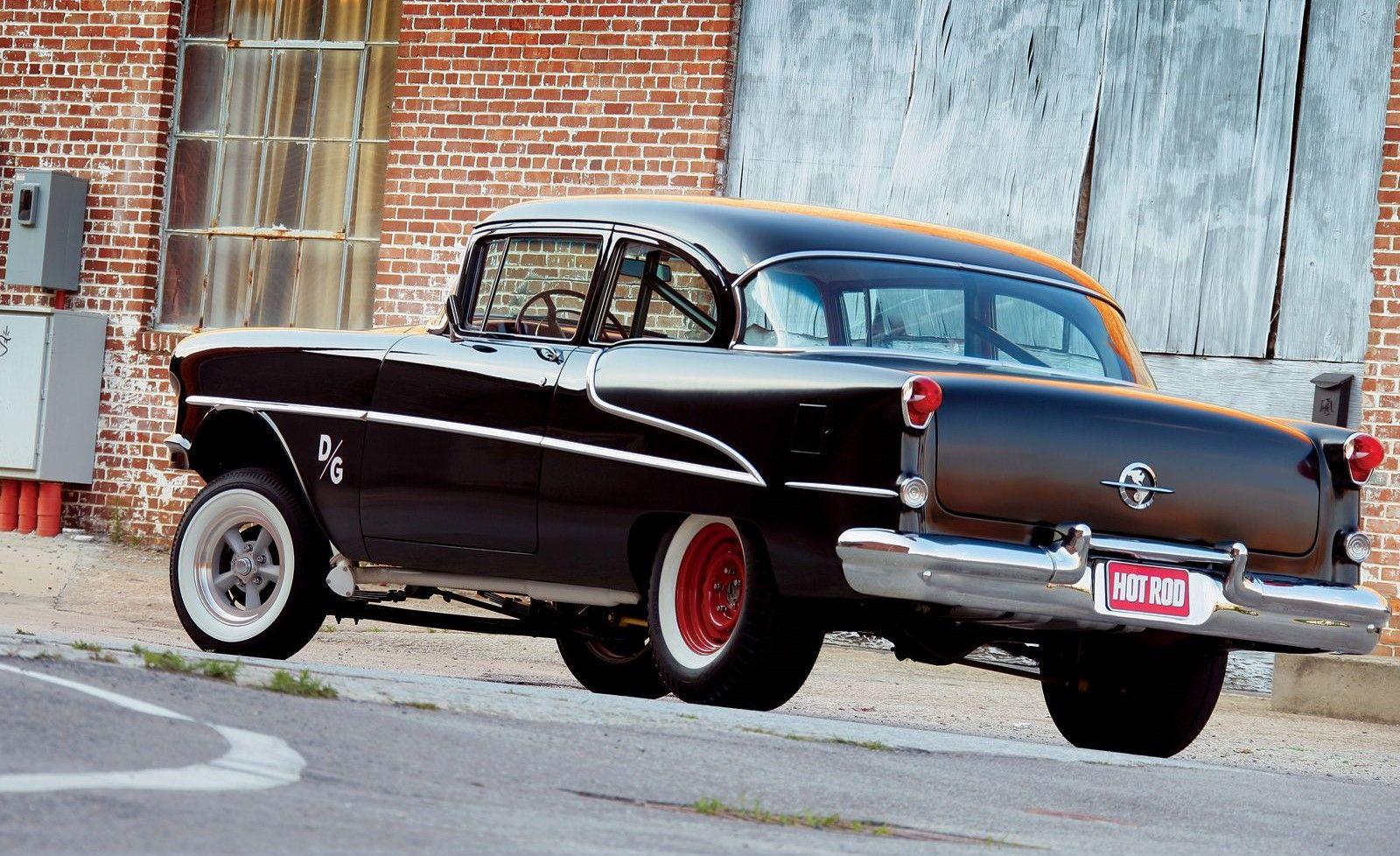 Buick gasser , D/G