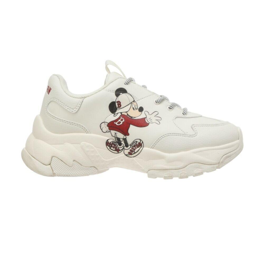 Mlb X Disney Bigball Chunky Mickey Mouse Boston Red Socks Shoes Trong 2020 Boston Red Sox Mlb Korea