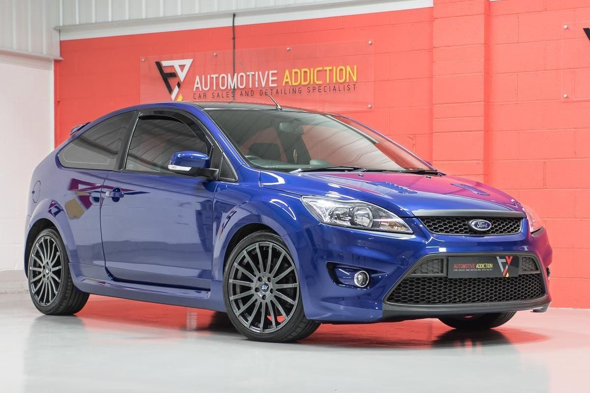 This 2008 58 Ford Focus St 225 Mk2 2 5t G I Stage 2 287bhp Rs