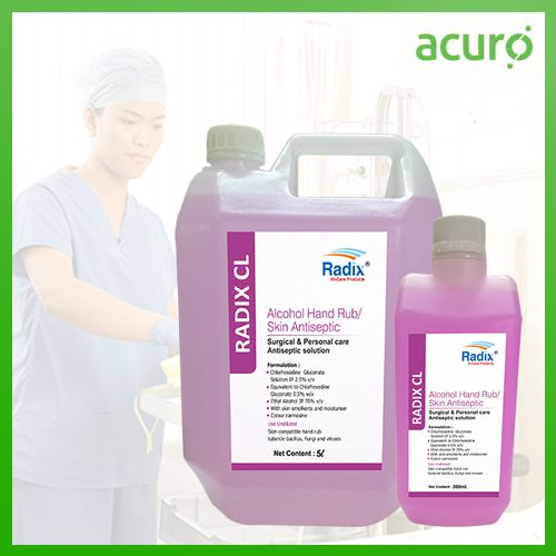 Ethyl Alcohol Based Disinfectant Alcohols Are Compelling