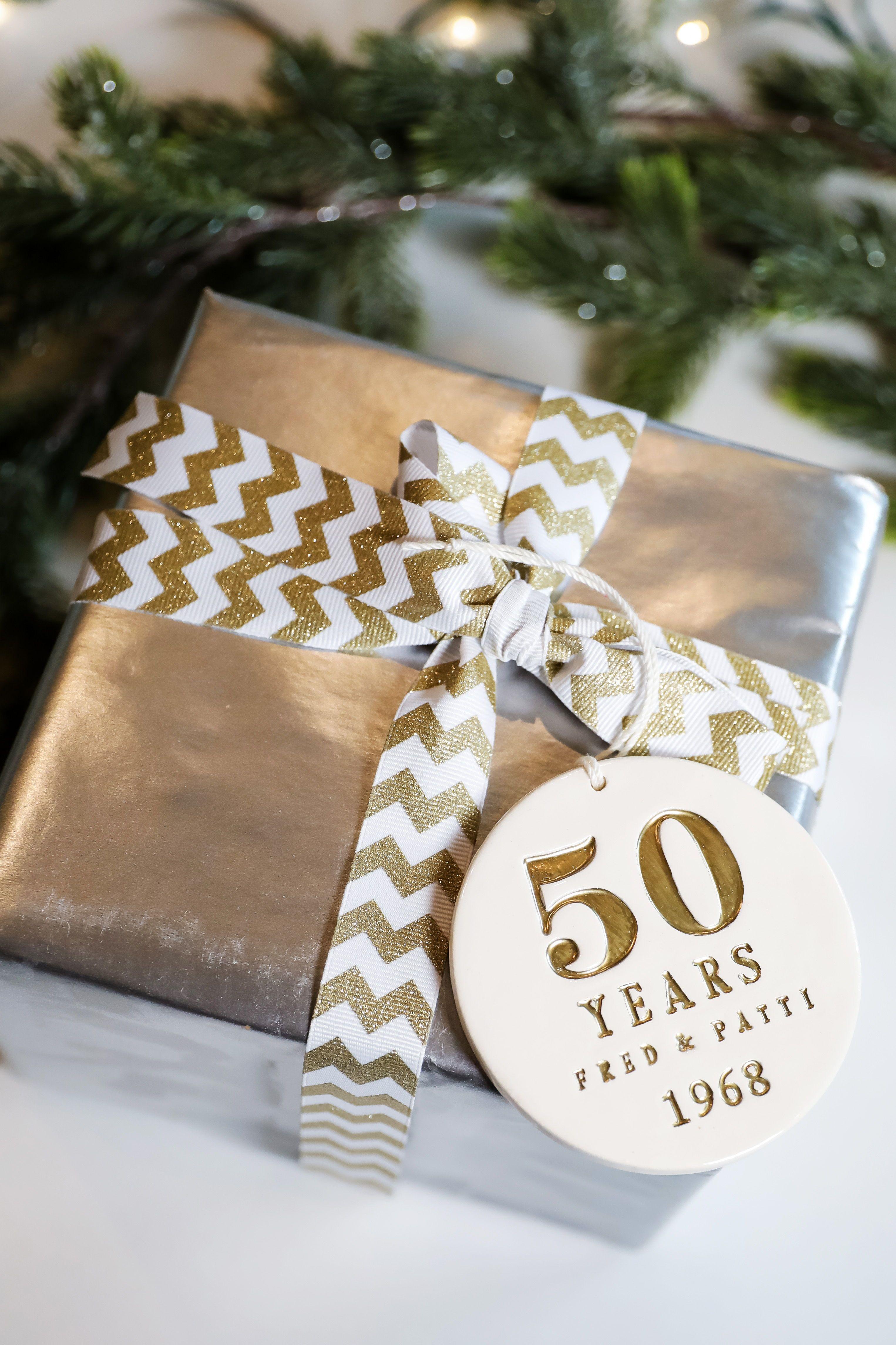 50th anniversary gift golden anniversary gift 50th