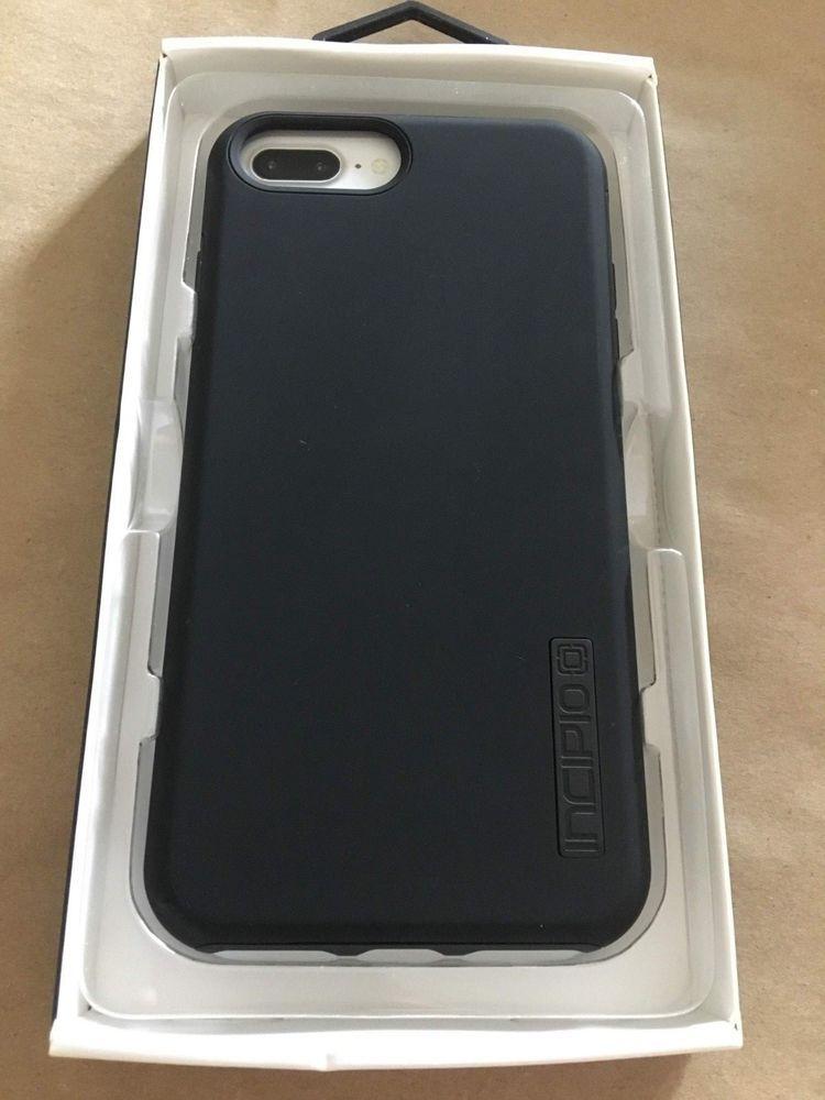 new styles 3b5b6 b9df2 INCIPIO dualpro Case iPhone 6/6s 7 8 plus Plus Slim Cover Hard Shock ...