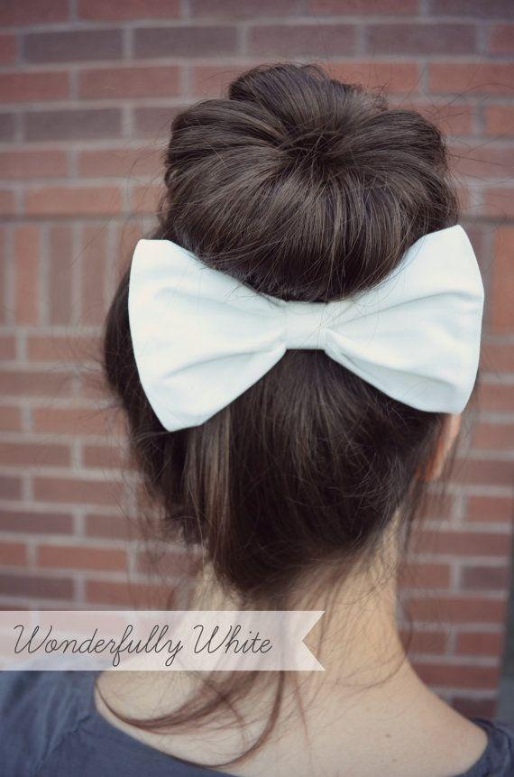 Épinglé par Maddie Wells sur Wishlist Noeud cheveux