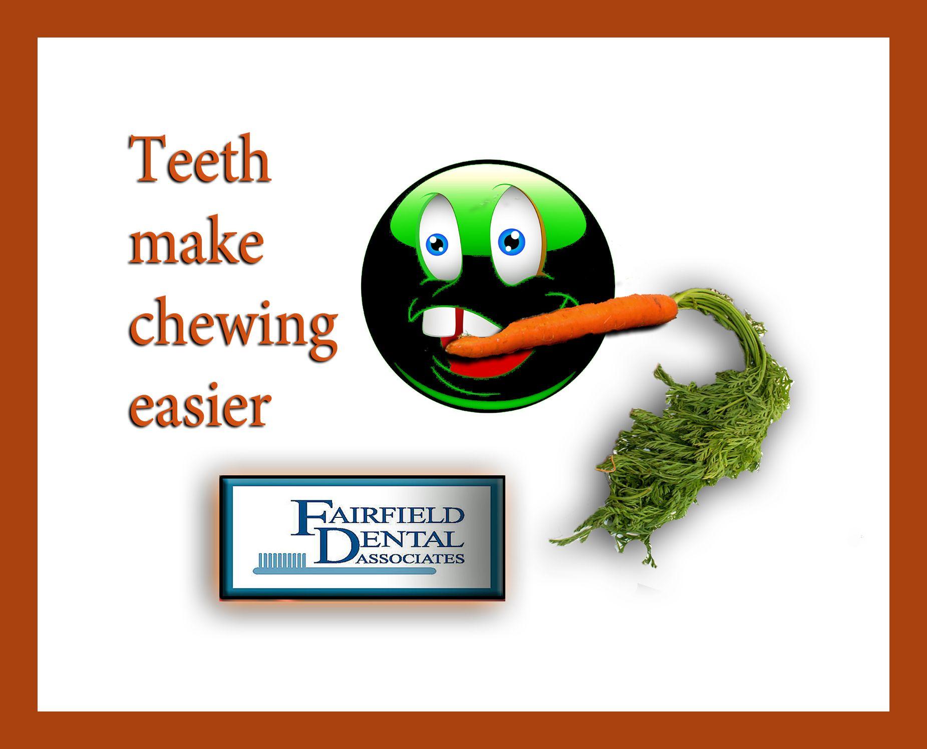 Fairfield CT WednesdayWisdom TeethMakeChewingEasier