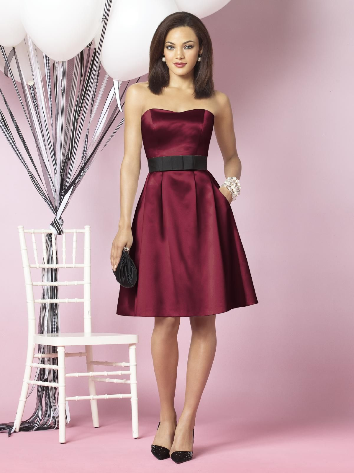 Elegant bridesmaid dress dum dum dum pinterest bridesmaid