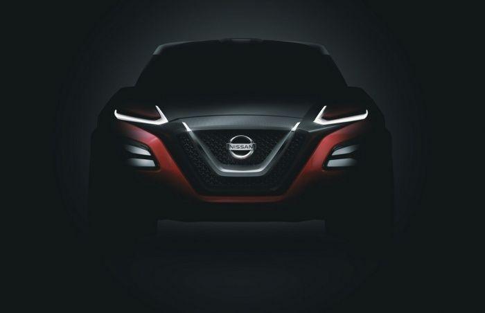 Nissan поделился видеотизером концепта Gripz